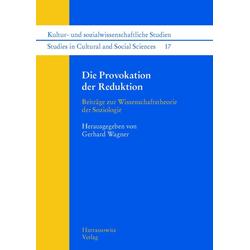 Die Provokation der Reduktion: eBook von