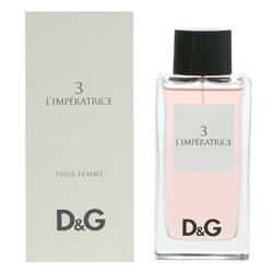 D&G 3 L'Imperatrice EdT Spray 100 ml