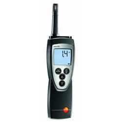 Testo 625 Luftfeuchtemessgerät Hygrometer 0% rF 100%