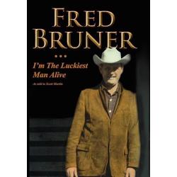 Fred Bruner als Buch von