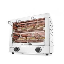 Hendi Quarzröhren Toaster mit 6 Zangen 262214