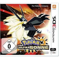 Pokemon Ultrasonne (USK) (3DS)