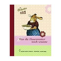 Was die Hasenmutter noch wusste - Buch