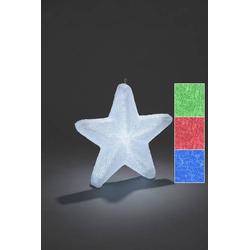 Konstsmide 6129-500 Acryl-Figur Stern LED