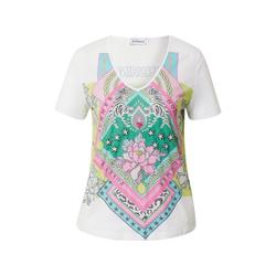 Grace T-Shirt Burnout (1-tlg) L