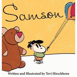 Samson als Buch von Tevi Hirschhorn