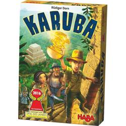 Haba Spiel, Karuba