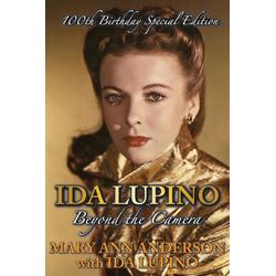 Ida Lupino als Taschenbuch von Mary Ann Anderson/ Ida Lupino