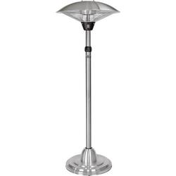 Einhell NHH 2100 Halogenheizer 900 W, 1200 W, 2100W Silber