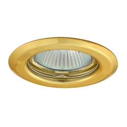 Einbaustrahler - Einbaurahmen ARGUS CT-2114-G, MR16, rund, Gold