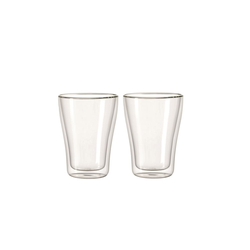 Glas Koch Becher DUO 2-er Set, 345 ml