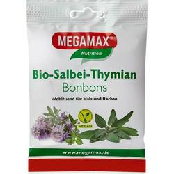 MEGAMAX Bio-Salbei-Thymian Bonbon