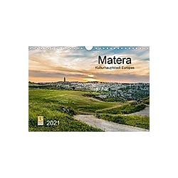 Matera (Wandkalender 2021 DIN A4 quer)