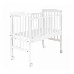 Kinderbett Co-Sleeping Picci Lella White mit Matratze