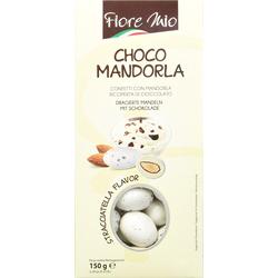 Fiore Mio schokolierte Mandeldragees Stracciatella Geschmack 150g