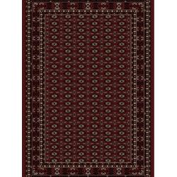 Bordürenteppich Marrakesh - Ornament Mix - (Rot)