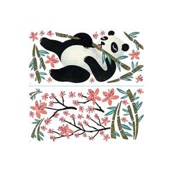 RoomMates Wandsticker Wandsticker Panda