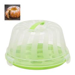 relaxdays Kuchenbehälter für Gugelhupf