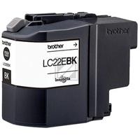 Brother LC-22EBK schwarz