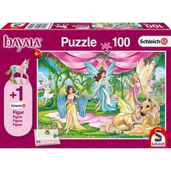 Schmidt Bayala Im Kronsaal von Bayala Puzzle 100 Teile