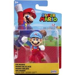 Spielfigur Ice Mario Fist Bump Figur 6,5cm