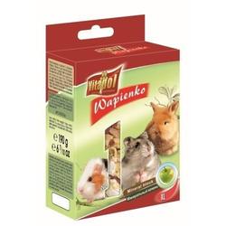 VITAPOL Limette für Apfelnagetiere XL 190g - Sonderangebot! Haltbarkeitsdatum bis 10.04.2021 (Rabatt für Stammkunden 3%)