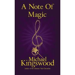 A Note Of Magic als Buch von Michael Kingswood
