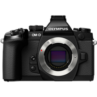 Olympus OM-D E-M1 Body schwarz