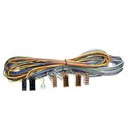 ISO-Verlängerungskabel auf Parrot. Strom / 4 Lautsprecher. Länge: 5 m