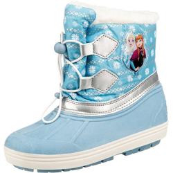 Disney Frozen Disney Die Eiskönigin Winterstiefel für Mädchen Winterstiefel 27