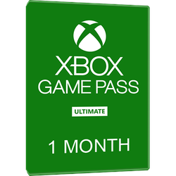 Xbox Game Pass Ultimate - 1 Monat