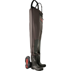 Dunlop Arbeitslatzhose Purofort+ schwarz Latzhosen Arbeitshosen Arbeits- Berufsbekleidung