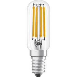 OSRAM LED Kühlschrank-Leuchtmittel EEK: A++ (A++ - E) 80mm 230V E14 4W Warmweiß Kolbenform 1St.