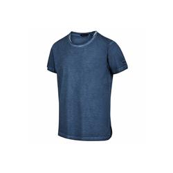 Regatta T-Shirt Calmon blau M