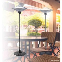 MILLARCO Heizstrahler 58626 Stand-Terrassenheizer Wärmestrahler Terrassen-Heizung für den Balkon oder Wintergarten