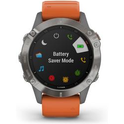 Garmin fēnix 6 PRO 010-02158-14 Smartwatch SmartWatch