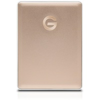 GTECH G-DRIVE mobile USB-C 2TB USB 3.1 gold (0G10340)