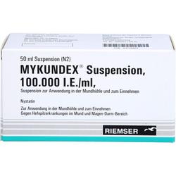 MYKUNDEX Suspension 50 ml