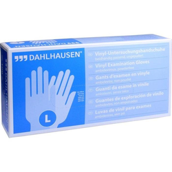 Vinyl-Handschuhe ungep. Gr. L