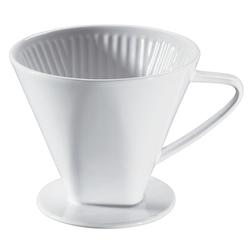 cilio Kaffeefilter weiß