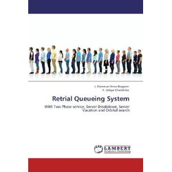 Retrial Queueing System als Buch von J. Ebenesar Anna Bagyam/ K. Udaya Chandrika