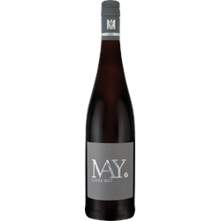 Rudolf May Cuvée Rot VDP.Gutswein