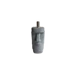 HTI-Line Dekofigur Öllampe Moai (1 Stück), Öllampe