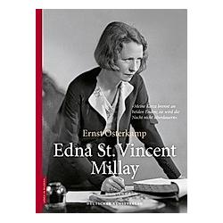 Edna St. Vincent Millay. Ernst Osterkamp  - Buch