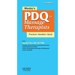 Mosby's PDQ for Massage Therapists - E-Book: eBook von Mosby