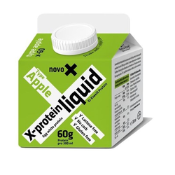 NovoX EGG Protein Liquid X-60 - 300ml (Geschmack: Zitrone)