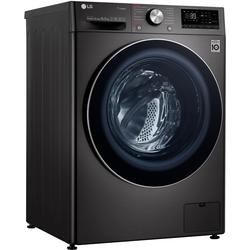 LG Waschmaschine Serie 9 F4WV910P2S, Waschmaschine, 29741903-0 schwarz schwarz