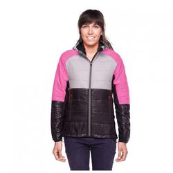 Jacke MAJESTY - Asgaard 2.0 Lady pink/grey (PINK-GREY) Größe: S