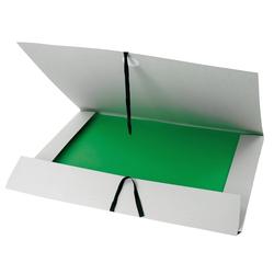 Folia Schreibmappe Sammelmappe für Papiere, 70 cm x 50 cm