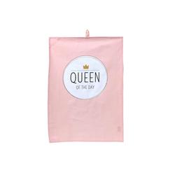 Dekohelden24 Geschirrtuch Geschirrtuch aus 100% Baumwolle, H / B: 70 x 50, (1-tlg) rosa